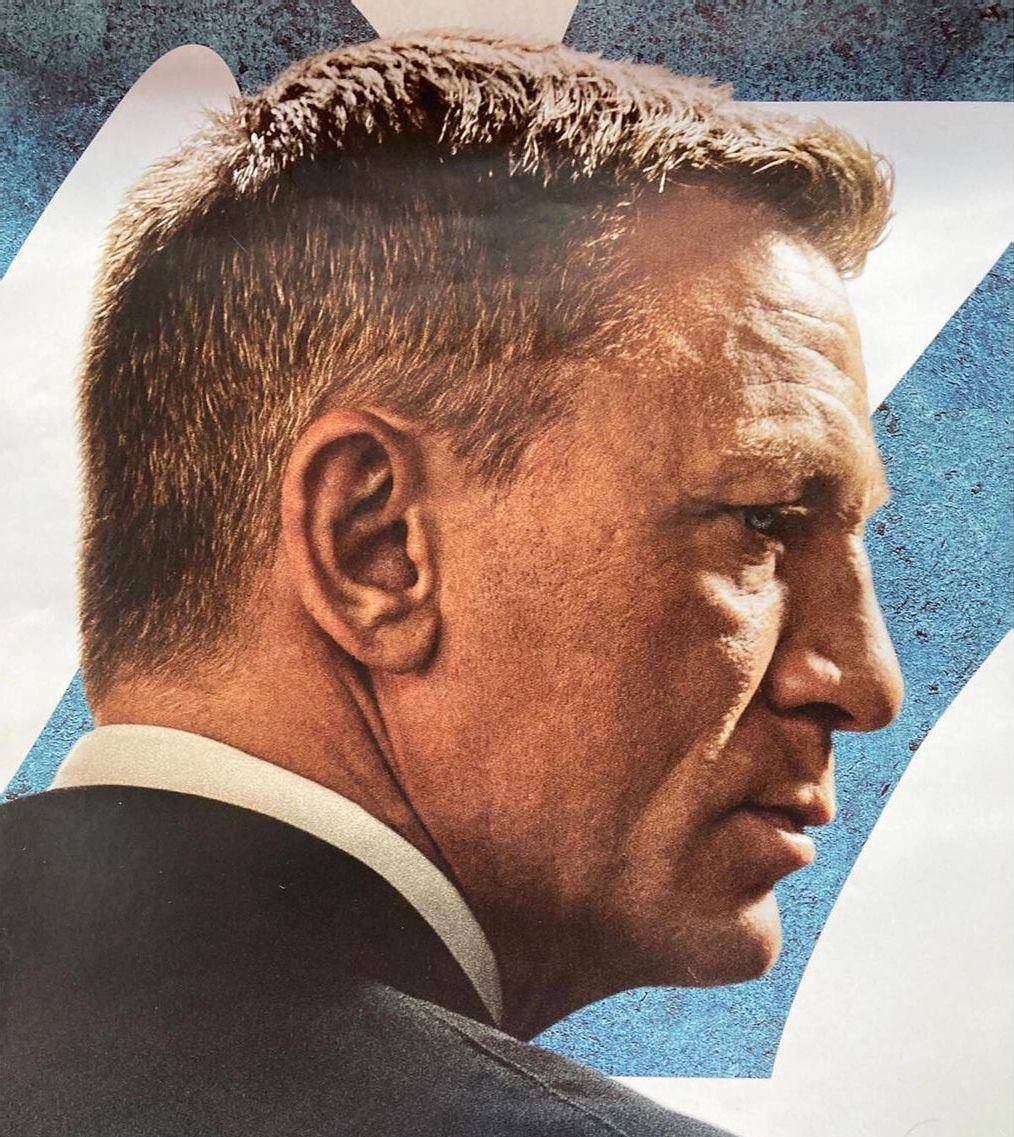 #JamesBond #Bond25 #NoTimeToDie #movie #cinema #BondJamesBond #behindthescenes #filmproduction #filmcrew #setlife #crewmatter #Bondfilm #cast #actor #DanielCraig #RamiMalek #BenWhishaw #poster