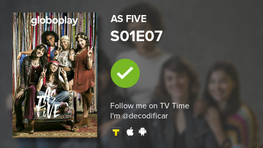 I've just watched episode S01E07 of As Five! #asfive  #tvtime