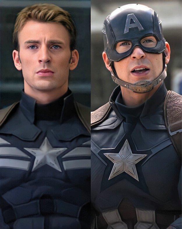 #ChrisEvans #SteveRogers #CaptainAmerica #Avengers 😍💪👊