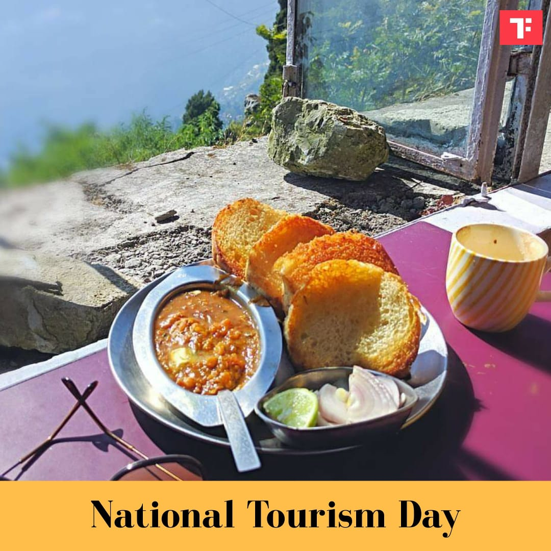 #TimesFood wishes you all #NationalTourismDay  Tag someone who loves to travel to eat!  #timesfood #foodie #foodlover #traveller