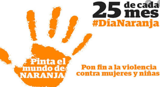 #DíaNaranja #Únete