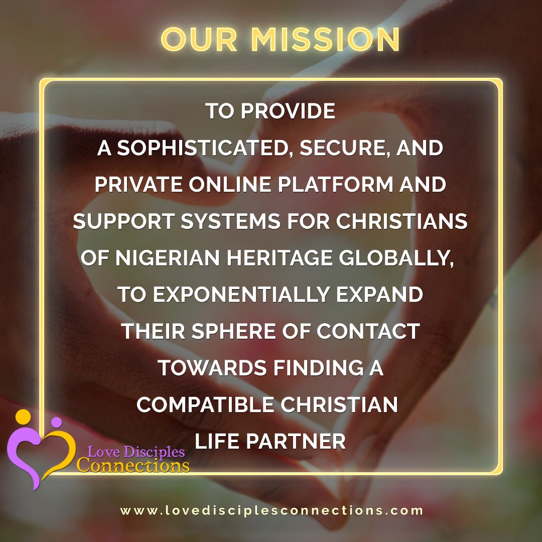 Follow us on:     #Love #Christian #Marriage #LoveDisciplesConnections