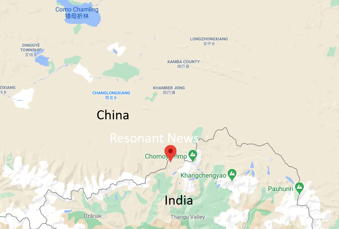 ~3 days ago, Indian Army foiled Chinese attempt at intrusion, in Naku La, Sikkim.   ~20 PLA soldiers injured ~This is 2nd such attempt since last yr (May 2020) when Chinese troops opened up a part of the LAC that has not been in contention before. #India #China