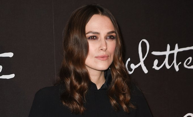 """Keira Knightley Changes Stance On Filming Sex Scenes, Will No Longer Do Them Under """"The Male Gaze"""" Photo"""