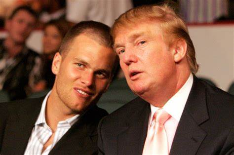@TomBrady Let me get it straight #America, being a #Maga #TomBrady is okay but #Kaepernick kneeling is and outrage...#ApartheidAmerica