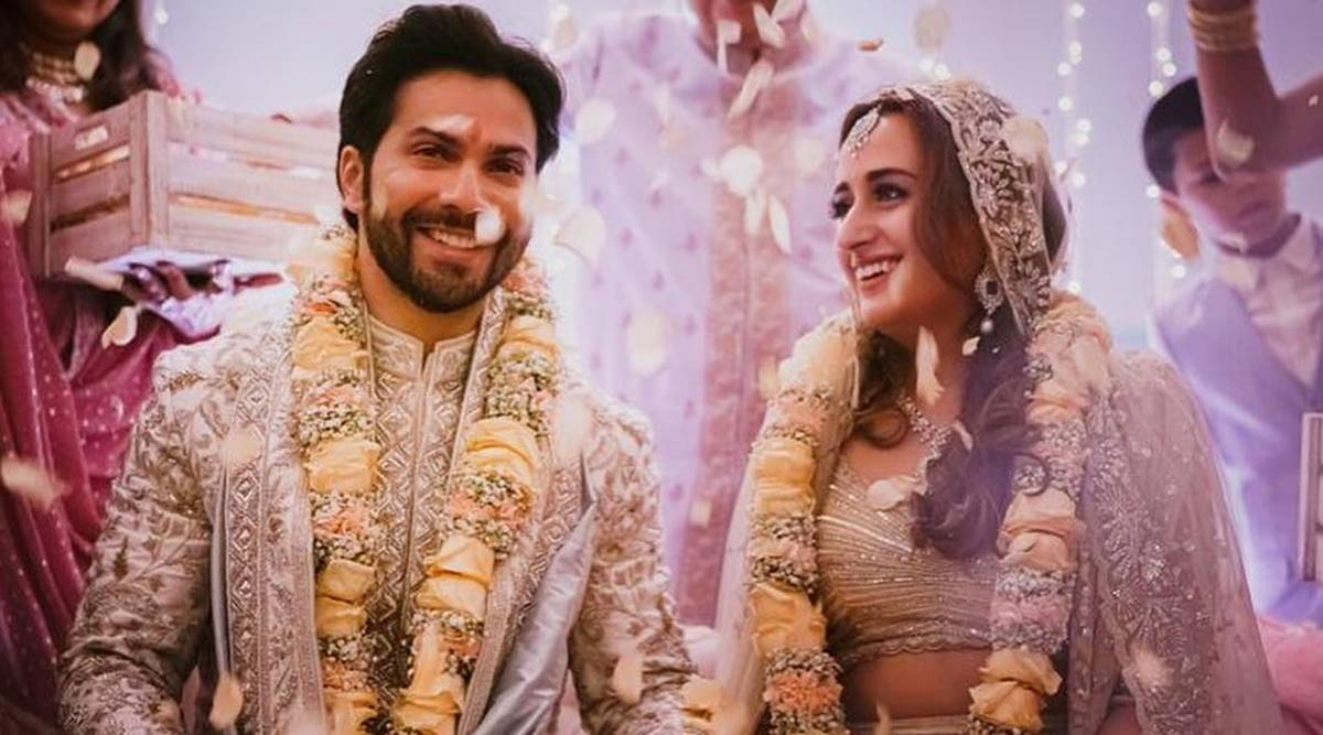 Congratulations @Varun_dvn & Natasha ❤️ Wishing you both a lifetime of love & happiness. All the best 🤗