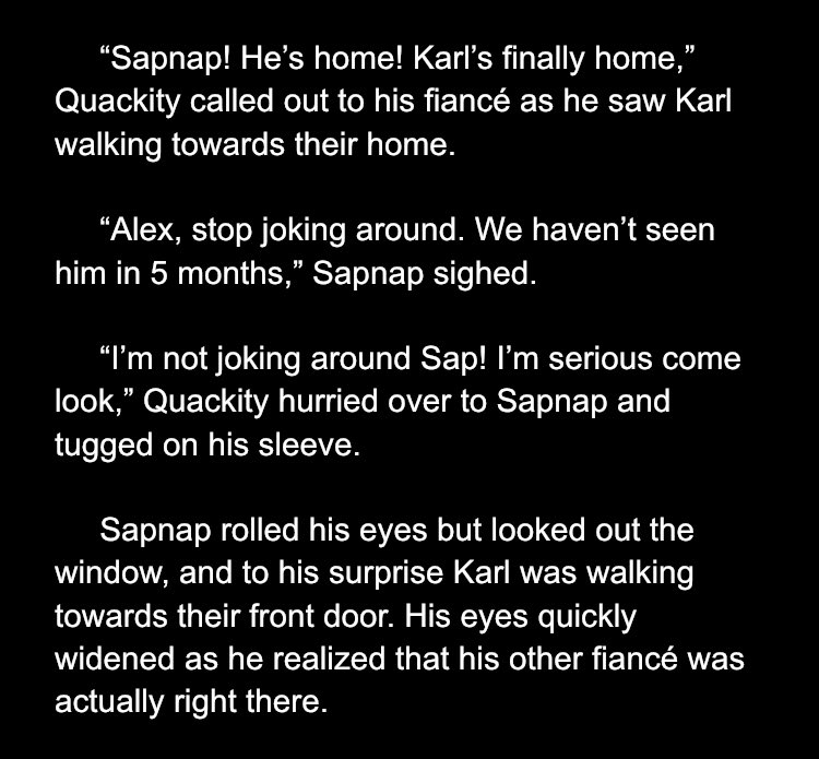 DREAM SMP/TALES FROM THE SMP HEADCANON;; based around time traveler!karl losing his memories      — #DREAMSMP           — #TALESFROMTHESMP