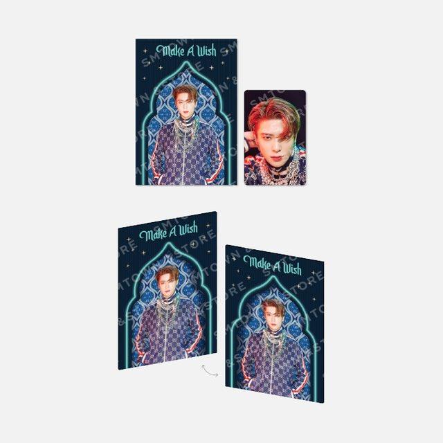 재현 새 굿즈🆕 #makeawish 🧞♂️🙏  렌티큘러 포토카드 세트  wish 카드 세트  4x6 사진 세트  엽서북  #JAEHYUN #재현 #NCT @NCTsmtown_127 @NCTsmtown