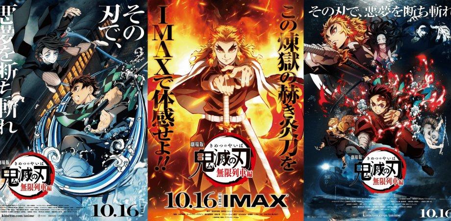 "Movie ""Kimetsu no Yaiba"" Mobilized 1st Place For 2 Consecutive Weeks, Cumulative V14 ""Gintama"" Keeps 2nd Place! Come check out the details below!   #kimetsunoyaibathemovie #GintamaTheFinal"