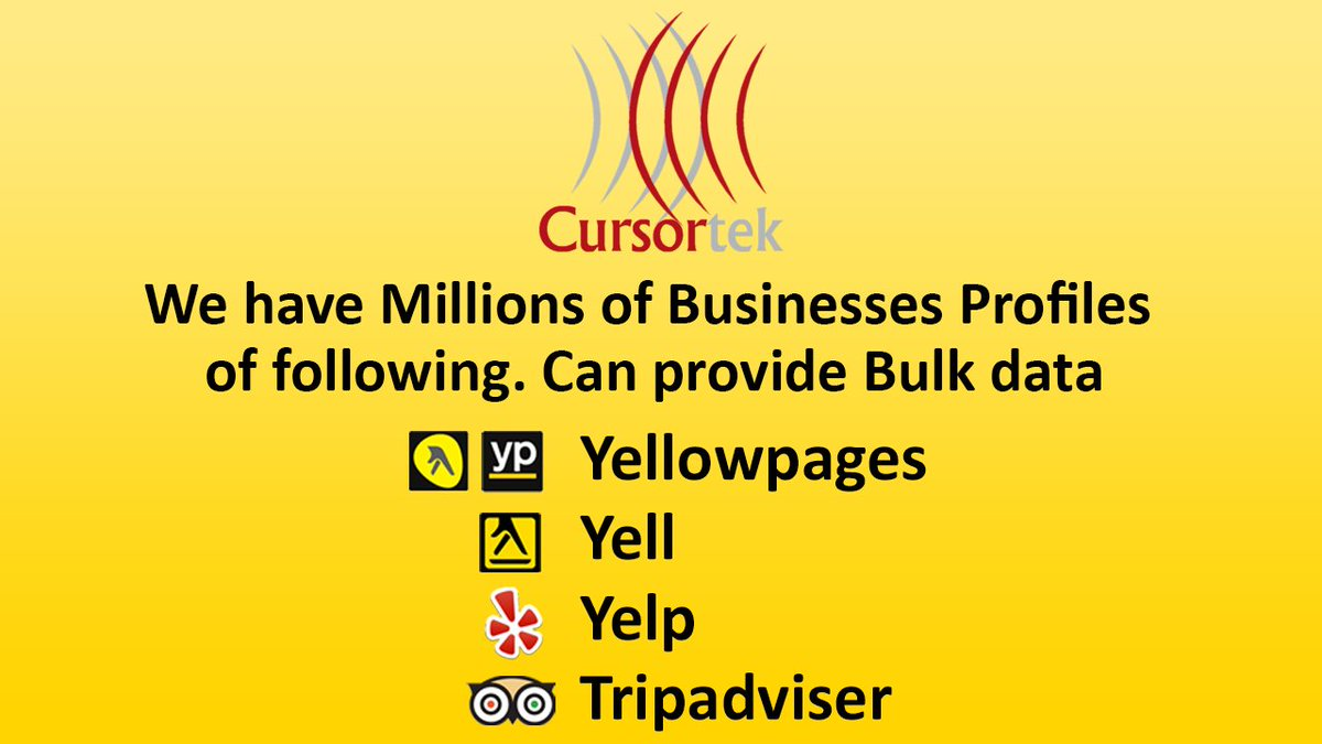 Checkout CursorTek is #selling #Realtor #data in #bulk.  We also have: #plumbing #Lawyers #Dentists #Contractors #building #businessesdata #leads #leadslist #emailslist #HVAC #Hotels #Restaurants #yoga #medicalspa #therapists #legal #health #mobilerepair