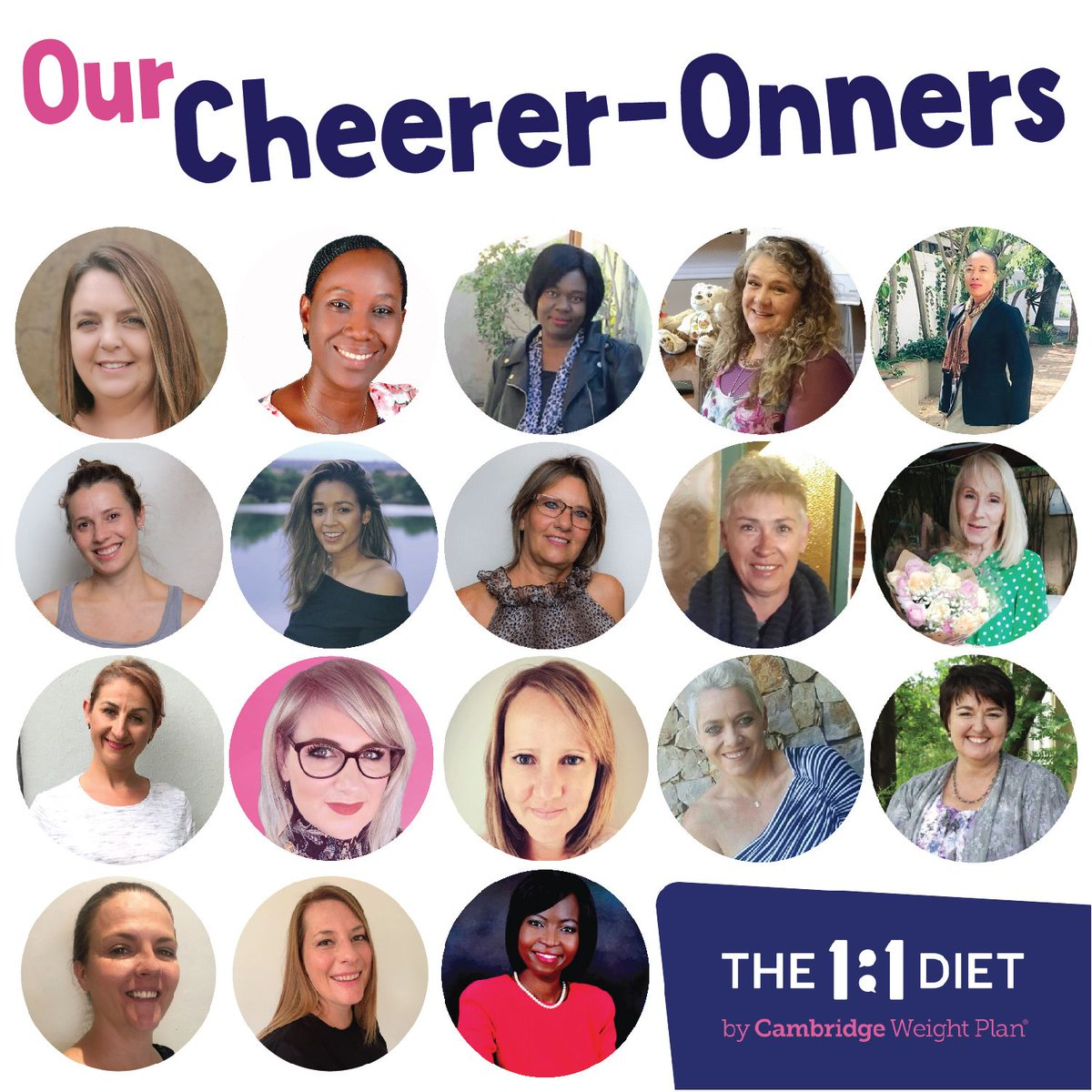 Oh yeah. You'll smash your goals on The 1:1 Diet - your very own cheerer-onner is with you every step of the way!  Give it a go and find your local Consultant today   #one2onediet #one2onedietchallenge #weightloss #summerbody #wellness #healthylifestyle
