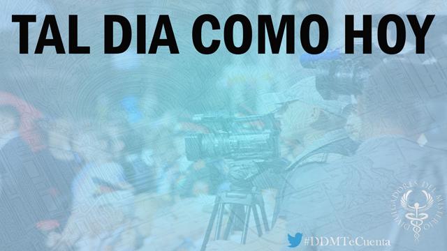 #DDMTeCuenta (Tal dia como hoy 25 de enero) has been published on Divulgadores del Misterio - https://t.co/YLTiC2NCvv #FelizDomingo #OVNI #Misterios #Ciencia #Historia #Tecnología @misteriofloral @Cacaricuetanos1 @SentinellaDavid @Noealej1 @kappo250 @viejos_tercios https://t.co/Q9PGBTn68r