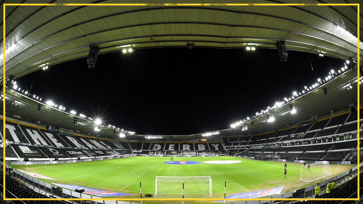 Derby County's players have received their outstanding wages for December.  It's understood the transfer embargo will be lifted following the EFL's ratification.   Manager Wayne Rooney is keen to strengthen the #dcfc squad before next Monday's deadline.  #dcfcfans