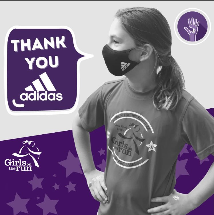 @adidas is committed to breaking barriers. We are grateful that they have teamed up with us to empower more girls to activate their limitless potential. #gotrmidmich #shebreaksbarriers #readyforsport #adidas