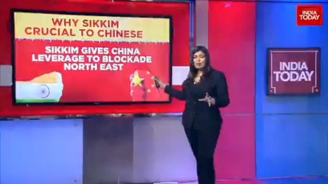 Why is Sikkim crucial to China? @NabilaJamal_ explains in this report.  #ITVideo #China #Sikkim