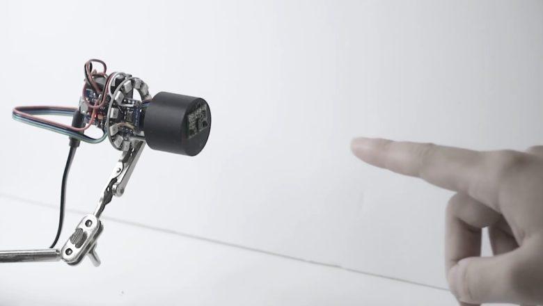 Une technologie sans contact physique qui donne l'impression de pousser un bouton  #News #Repost