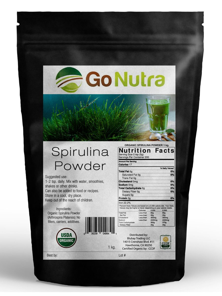 Spirulina retains the iron in the body and because of its high nutritional value; it fights for malnutrition and anemia. Try our Spirulina powder!   #healthy #beachbody #sweating #followforfollow #crossfit #fit #superfood #fitfiance #noexcuses #grinding