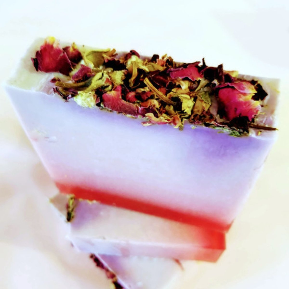 Lilac Rose Soap, Lilac Soap, Rose Soap, Soap Gift, Natural Soap, Rose Petal Soap, Mother's Day Gift, Best Rose Soap, Bath and Body Gift  #HandmadeSoap #DeShawnMarie #Soap #Etsy #Handmade #Vegan #Gifts #NaturalSoap