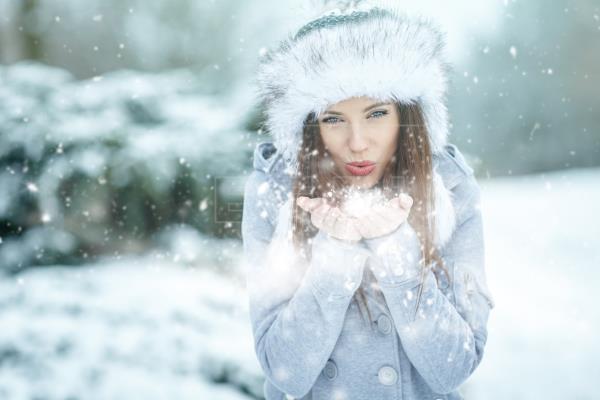 En invierno debes protege tu piel del frío de manera especial.  #FelizSemana #belleza #beauty