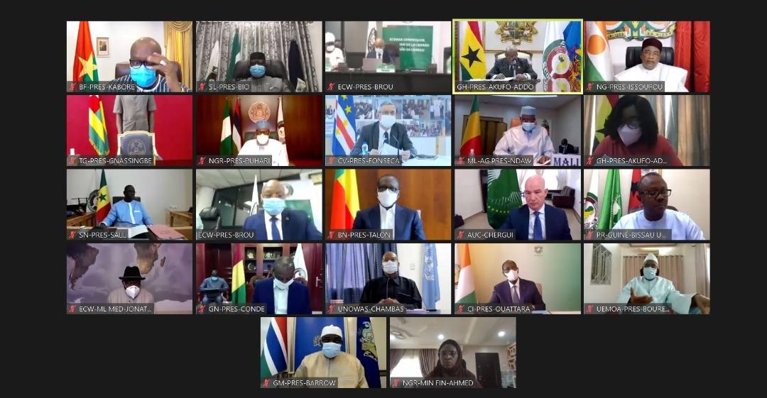 Communiqué Final du 58ième Sommet des Chefs d'Etat et de Gouvernement de la CEDEAO...