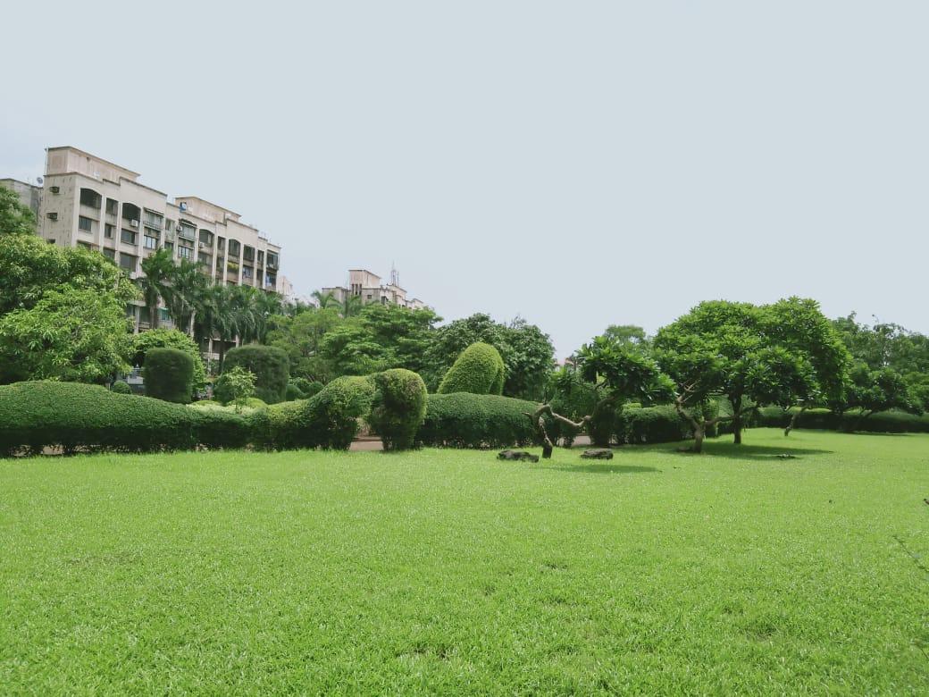 ३०००० पेक्षा अधिक वृक्ष असलेले भक्ती पार्क उद्यान हे नक्कीच मुंबईतील सर्वोत्तम प्रेक्षणीय स्थळांपैकी एक आहे. येथील जापानी पद्धतीचे उद्यान हे विशेष आकर्षण आहे. @mybmc   #NationalTourismDay
