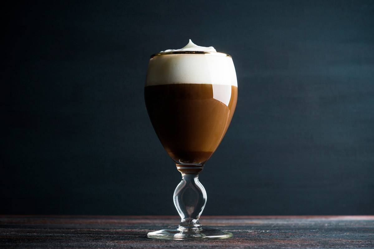 National Irish Coffee Day kicks off January 25th each year with a mug of strong coffee, Irish whiskey, sugar, and topped with a layer of cream.  • • • #NationalIrishCoffeeDay #smmsilvid #irishcoffee #coffee #coffeetime #coffeelovers #cappuccino #coffeeholic #espresso