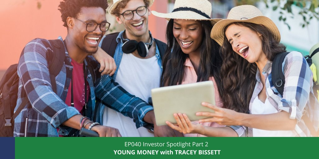 Lisa, Elaine & Melissa are 3 young-millionaires-in-the-making who began investing to create l-t financial growth for their futures. Check out EP040 Investor Spotlight Part 2 to hear more now . #youngmoney #finlit #investors #etfs #tfsa #rrsp #gic #stocks