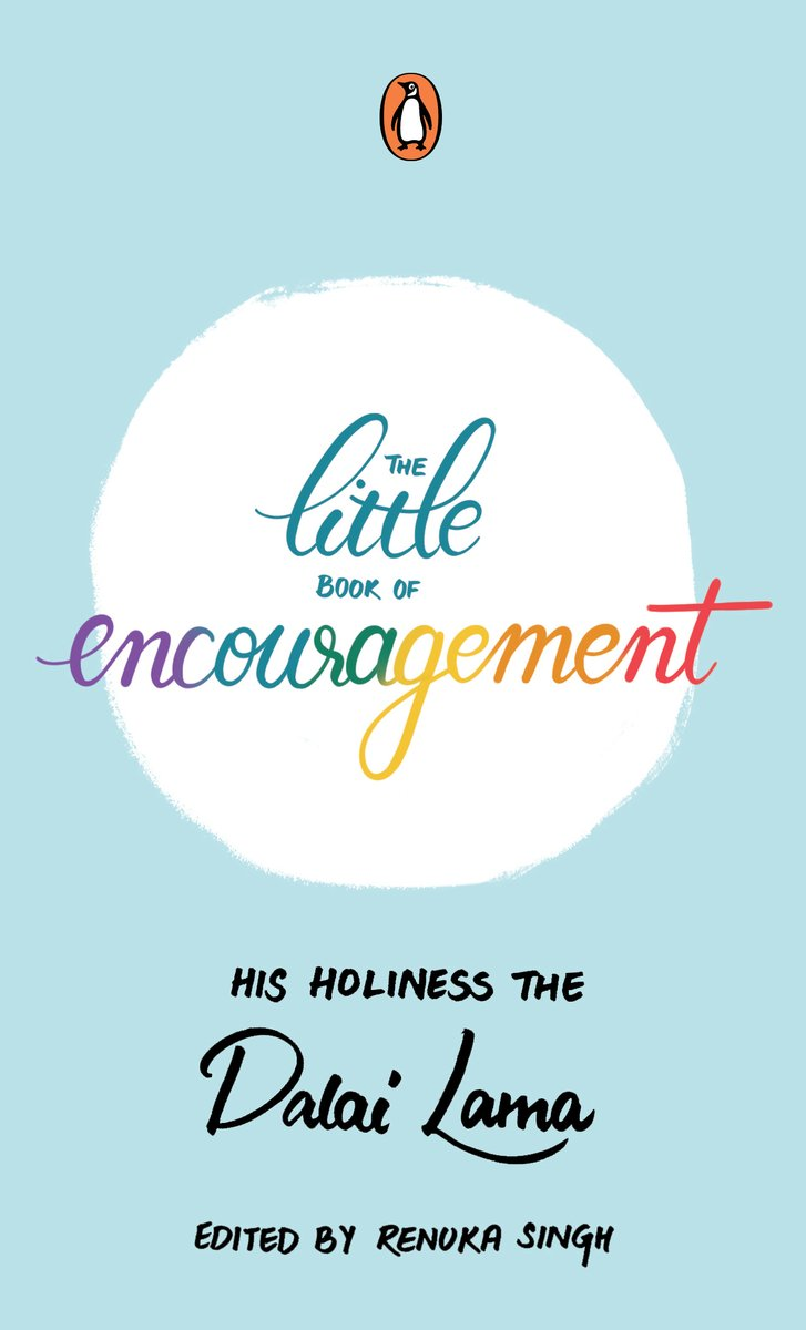 Words of Encouragement - A new book by His Holiness the Dalai Lama shares words of encouragement to deal with new realities in a pandemic stricken world.
