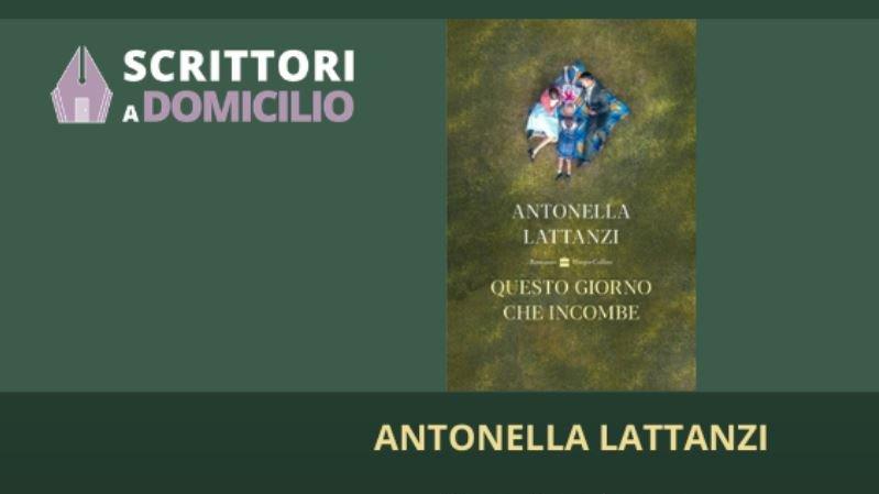 Stasera alle 21 @anto_lattanzi dialoga con #ValentinaBarengo in diretta dalla pagina Facebook @AScrittori  Scrittori a domicilio https://t.co/Bh4KF6dq01 https://t.co/pot2yq2uCS