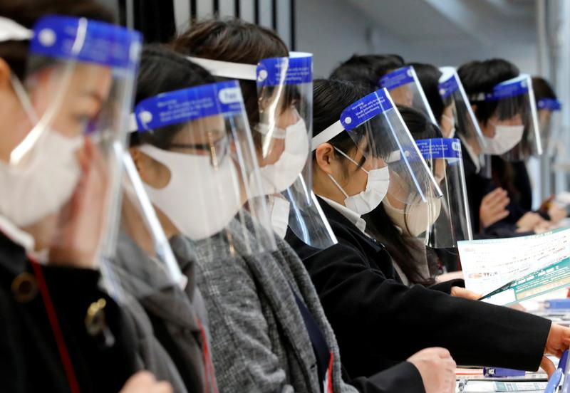 Japan likely to hit COVID-19 herd immunity in October, months after Olympics: researcher https://t.co/rqSpTnZZrJ https://t.co/RBXbrIjWdr