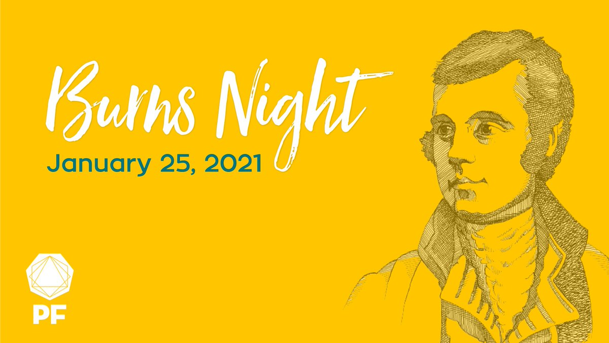 """test Twitter Media - Happy Burns Day! Today remembersthe life of famous Scottish poet Robert Burns.  """"For auld lang syne, my dear, For auld lang syne, We'll tak a cup o' kindness yet, For auld lang syne"""" 🏴  #BurnsNightIn https://t.co/BeAG63INnG"""