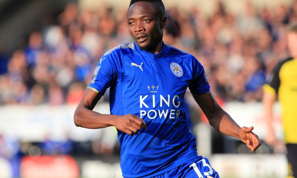 Transfer: Ahmed Musa set to join Premier League's West Brom   #Nigeria #NigeriaNews