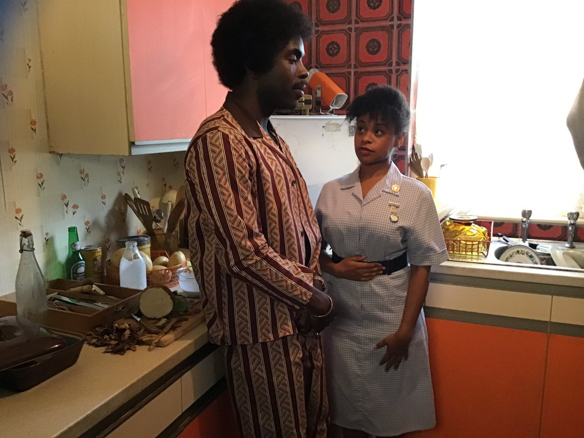 So 🇺🇸#inthelongrun #season3episode4 just dropped on @STARZ - The episode where Valentine gets in a bit of trouble AGAIN lol! 🤦🏾♂️#behindthescenes #starz #usa #valentine #dawn #comedy #lockdown #tv #bingewatching #HappyMonday