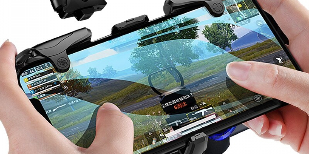 #electronics #smart #anime #tech #phone #fitness #hiking #camp #manga #iron #man #news #sports #charger #iphone #ipad #samsung #xiaomi #celebrities #solar #usa #china #women #electric #industry #fun #fortnite Déclencheur de jeu de téléphone portable contrôleur de Pubg
