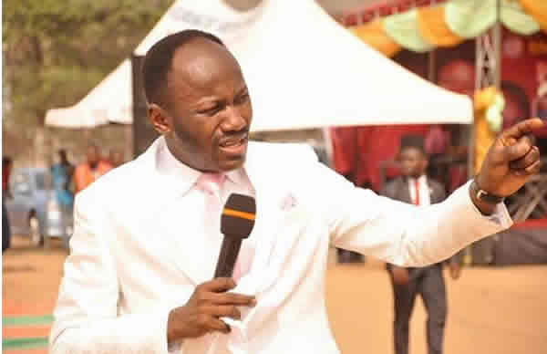 Police probe Apostle Suleman for allegedly sleeping with pastor's wife   #Nigeria #NigeriaNews