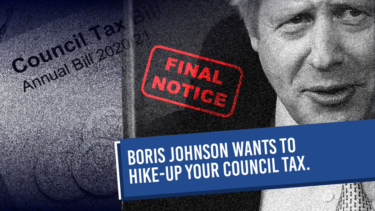 This Government wasted £22 billion of taxpayers' money on a testing system that doesn't work. Now they're planning to make you and your family foot the bill by hiking council tax. Labour are calling a vote today to put a stop to this.