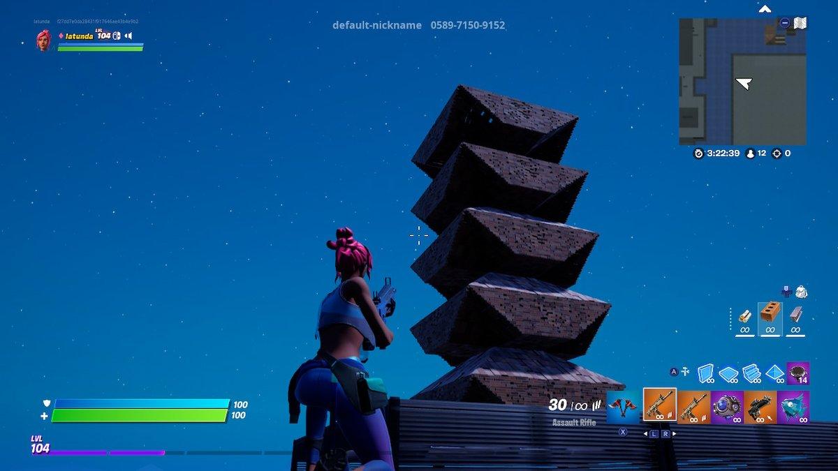 #architecture #fortnite