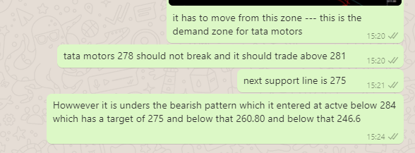 #tataMotor If this marked zone tata motors survives can move upside #nifty #nifty50 #banknifty #niftyfuture #equity #stocks #StocksToWatch #stockmarket #sensex #niftypharma #priceaction #StocksToTrade #stocks #StockToWatch