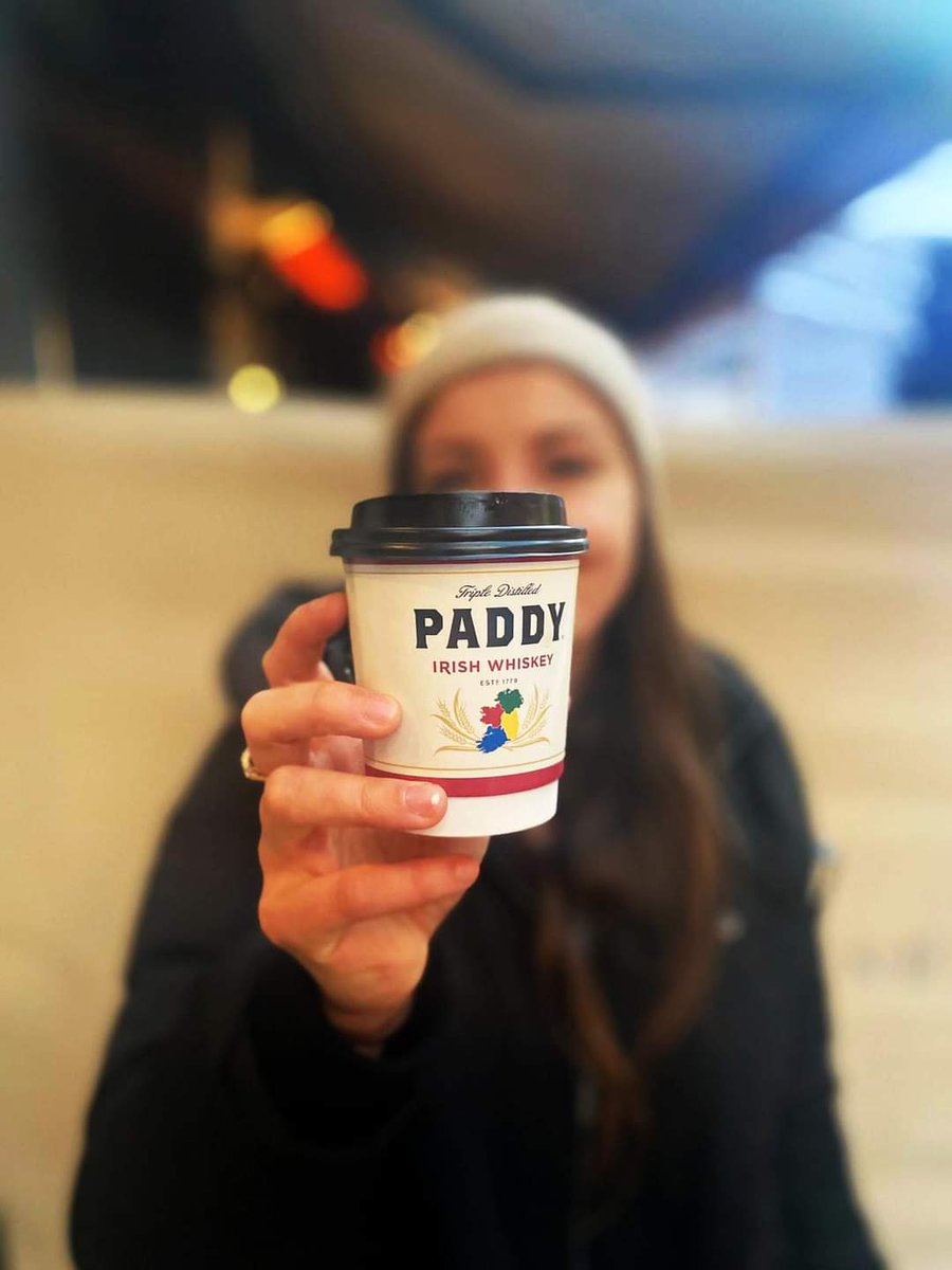 It's National Irish Coffee Day. How will you be making yours?  Make sure to check our Instagram page today for a chance to win a @PaddyWhiskeyUS hamper  #NationalIrishCoffeeDay #whiksey #paddy
