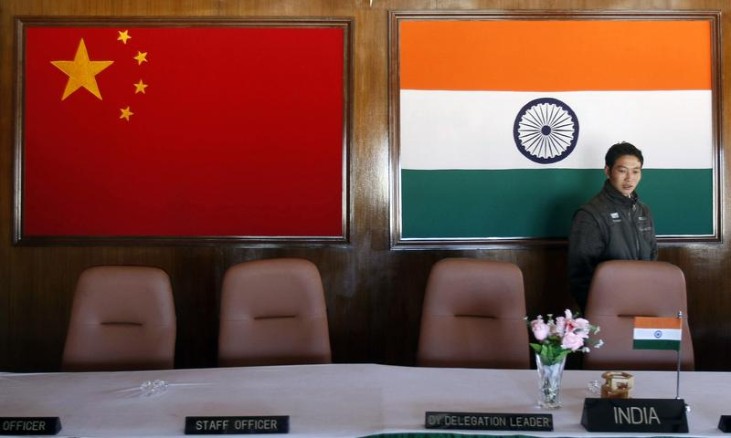 India says troops had 'minor face-off' with China in Sikkim border area https://t.co/NEpAuJauNp https://t.co/Xujn0oXgC8