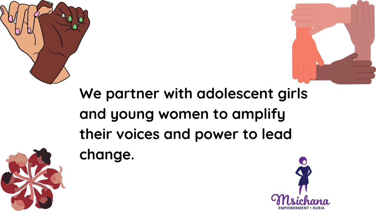 Organizations should meaningfully engage girls as it gives  an opportunity for the girls to share their experiences and ideas hence informing programming that affects them. @FRIDAfund @UNFPAKen @AFGMBoard @TheGlobalGoals @GirlsNotBrides @TheFiveFound @OrchidProject @FRIDAfund