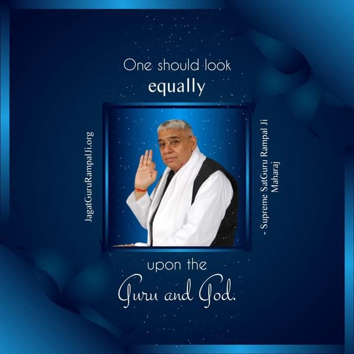 #GreatestGuru_InTheWorld आदरणीय गरीब दास जी ने परमात्मा कबीर साहेब की मगहर लीला का वर्णन करते हुए कहा था कि👉..देखा मगहर जहुरा सतगुरु, काशी में कीर्ति कर चाले, झिलमिल देही नूरा हों l @Satlok888 @SatlokChannel  #usmanabad #Kabir_is_Supreme_God #godsunday