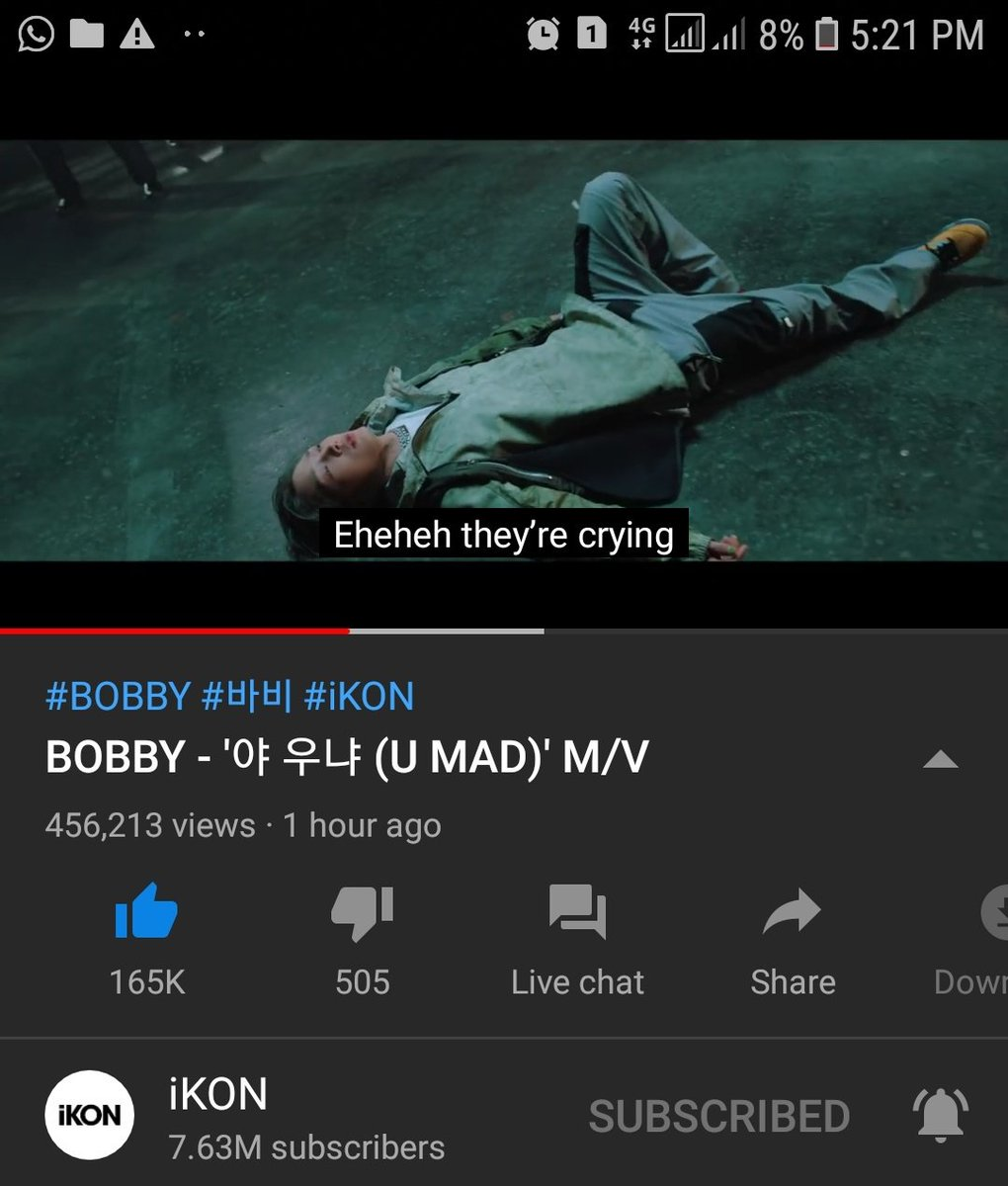 @chickenjune25 Happy birthday 🎉 Thank for the GA, wish me luck 💜  BOBBY SOLO COMEBACK  #BOBBY_UMad_OutNow  #바비_야우냐_지금 @bobbyranika @YG_iKONIC