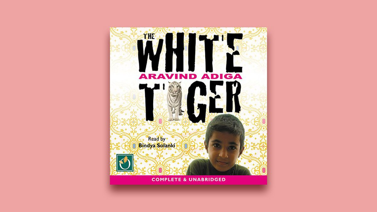 Seen #TheWhiteTiger on Netflix? You can find the audiobook of Aravind Adiga's book that the film was based on in our library here