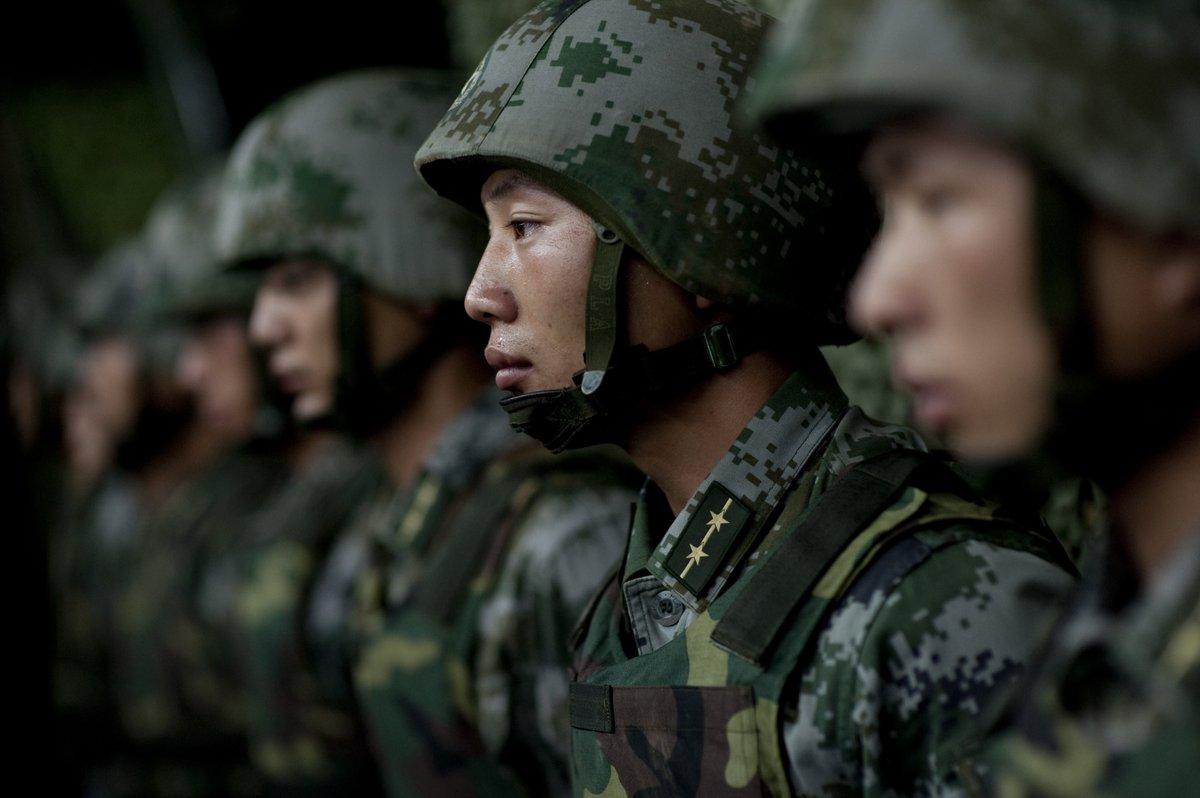 Vil et stadig stærkere kinesisk militær føre til krig? Ny analyse af Bertel Heurlin fra @MilstudiesCPH   #Kina #USA