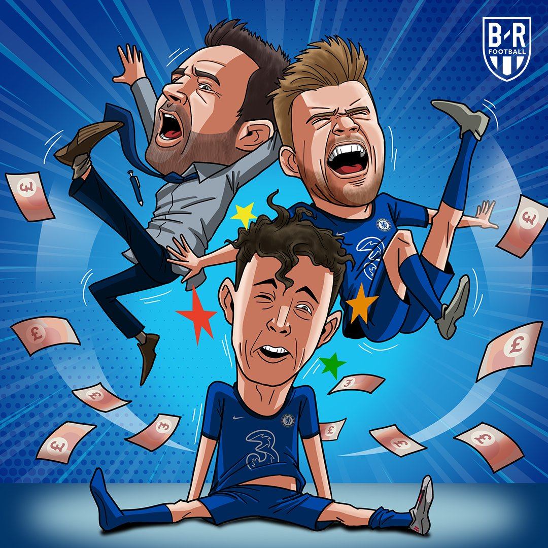 $300M spent in summer. 9th in the Premier League after 19 games.  Frank Lampard's time is up as Chelsea boss 💸 https://t.co/uf6CzauJXY