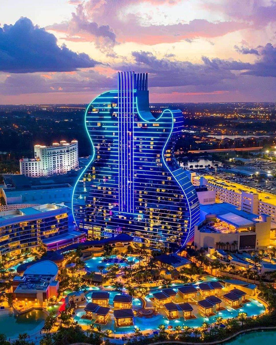 Seminole Hard Rock hotel, USA 🇺🇸  #Pioro #PioroRepresents #PioroTravel #Florida #Usa #AmericaFirst #GodBlessAmerica  📸