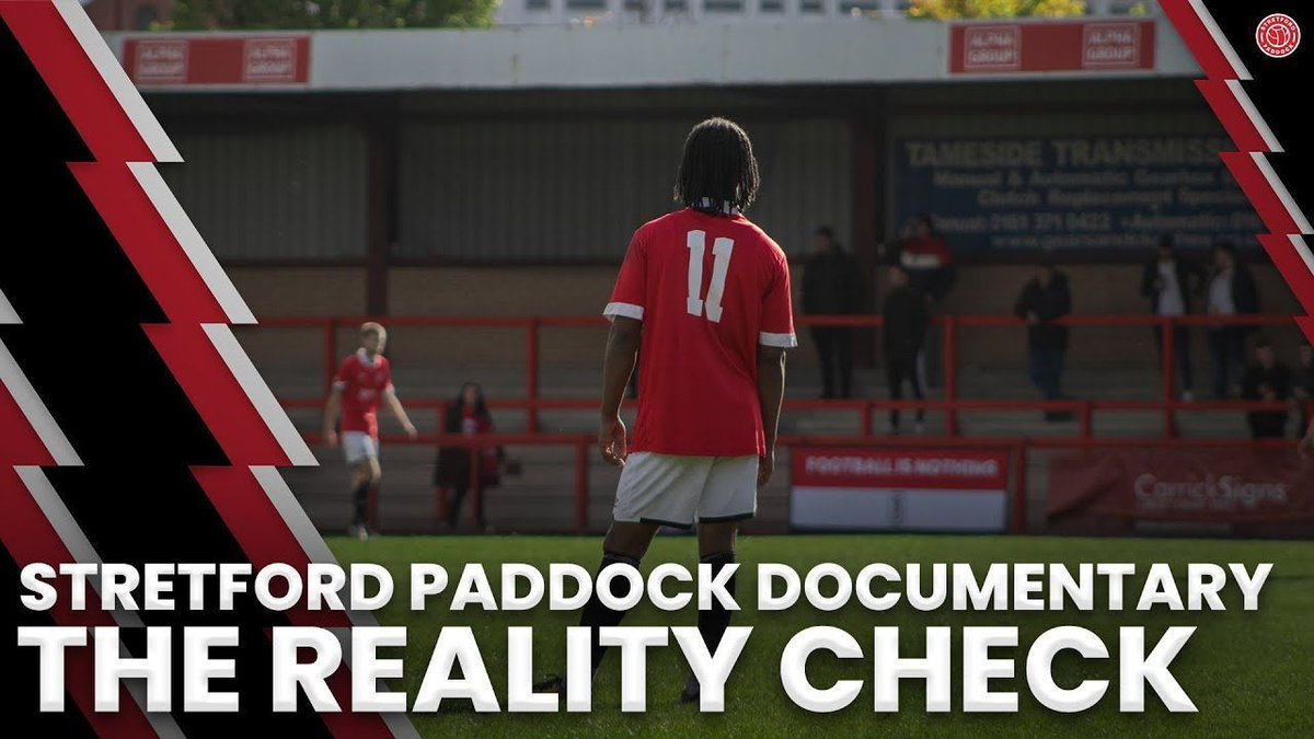 🚨NEW VIDEO🚨  The Latest Episode of our Reality Documentary is Premiering LIVE over on our YouTube Channel. You do not want to miss this🔥  Narration by Manchester Legend, @therealboon 👏   Click Here To Watch   #UpThePaddock