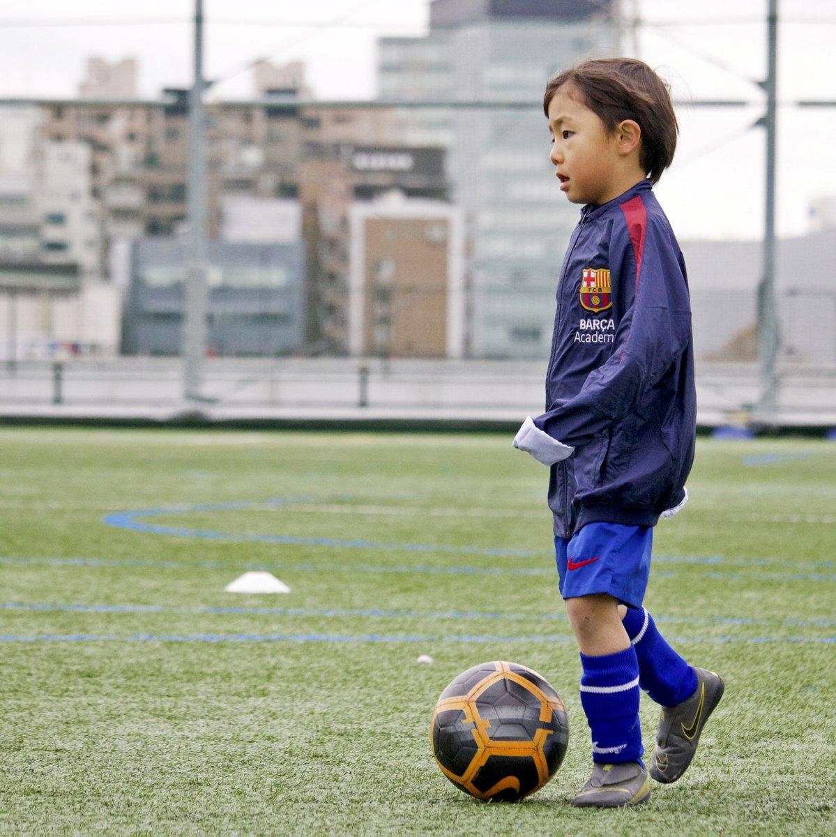 💙❤ First trainings of 2021 #Gambatte 💪💪💪 📍🇯🇵 Barça Academy Yokohama @BarcaacademyYOK