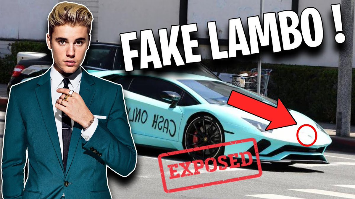 "INSANE TIMES FAMOUS MILLIONAIRES were caught ""FAKE FLEXING""       .  . . 👉Full Video:  .  .  #FakeWealth #youtuber #life #funfacts"